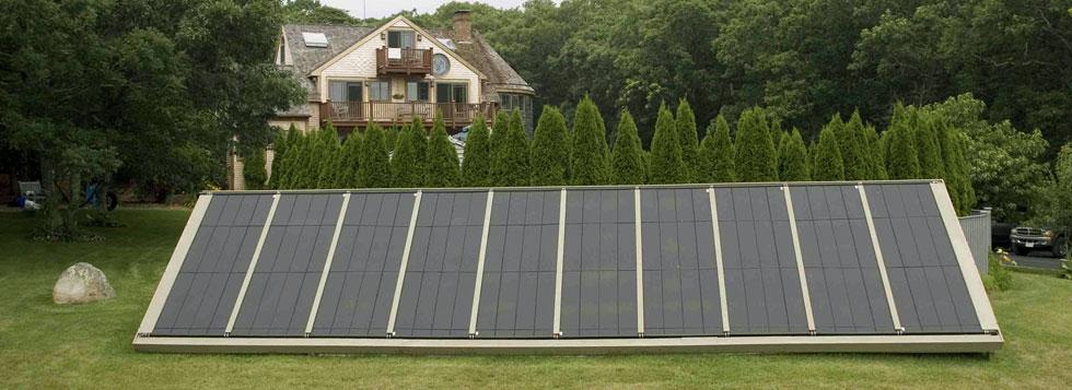 Pool Pro Solar Solar Pool Heater Installation Photographs
